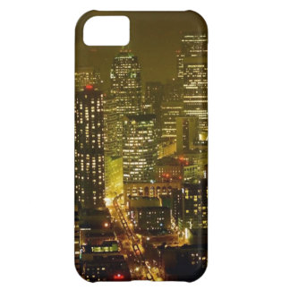 Seattle city view iPhone 5C case