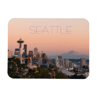 Seattle Day Magnet