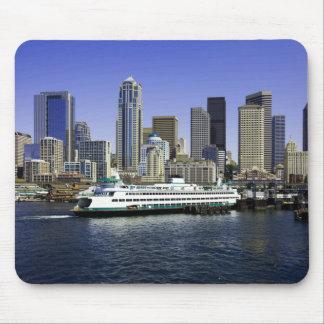 Seattle Ferry Washington State Mouse Pads