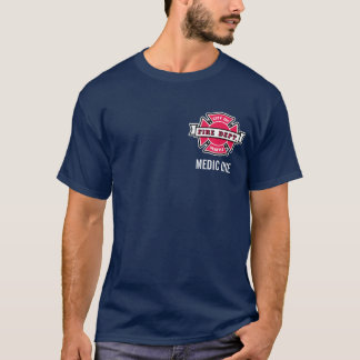 Seattle Fire Medic One shirt
