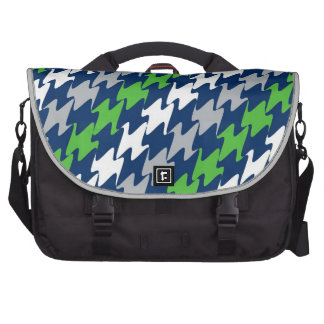Seattle Football Navy Blue Green White Team Colors Commuter Bags