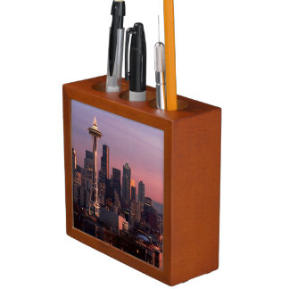 Seattle from Kerry Park. Desk Organiser