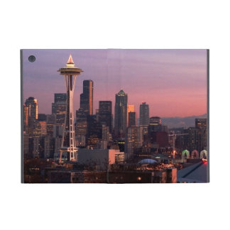 Seattle from Kerry Park. iPad Mini Covers