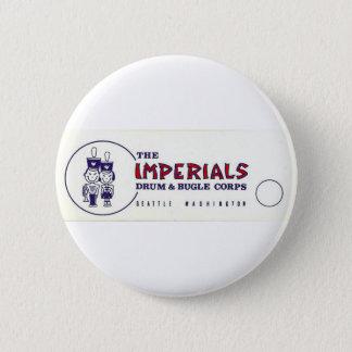 Seattle Imperials 6 Cm Round Badge
