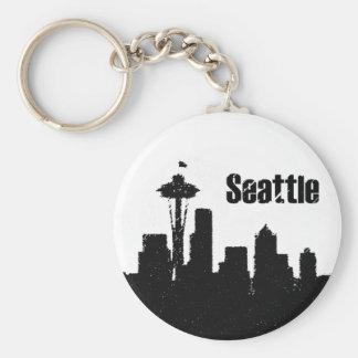 Seattle Key Ring