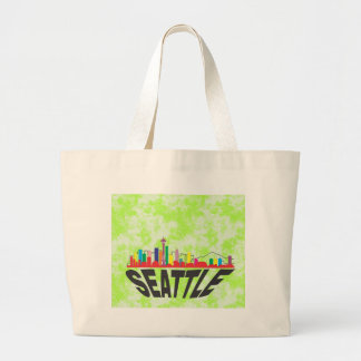 Seattle Large Tote Bag