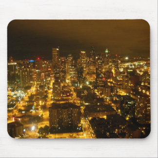 Seattle Lights Mouse Pad