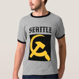 Seattle: New Cold War Antagonist T-Shirt