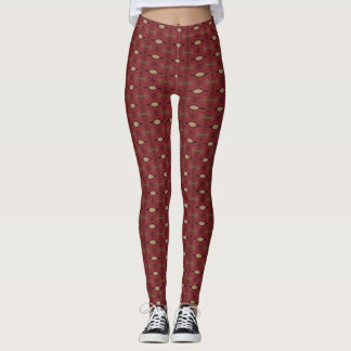 Seattle Pattern Leggings