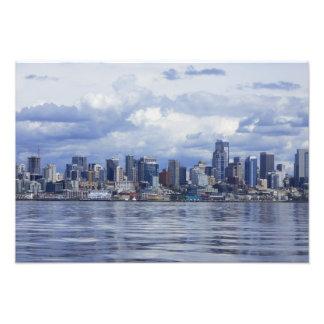 Seattle Photo Print
