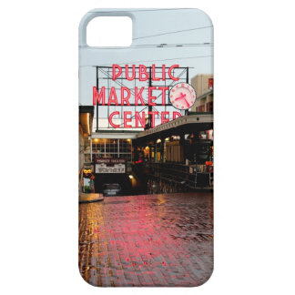 Seattle Public Market Barely There iPhone 5 Case