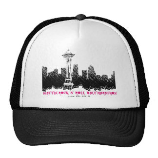 Seattle Rock n Roll Half Marathon 2012 Hats
