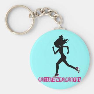 Seattle Rock n Roll Half Marathon 2012 Basic Round Button Key Ring