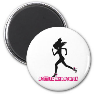 Seattle Rock n Roll Half Marathon 2012 Fridge Magnet