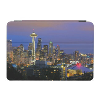Seattle seen from Kerry Park in Queen Anne iPad Mini Cover