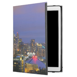 "Seattle seen from Kerry Park in Queen Anne iPad Pro 12.9"" Case"