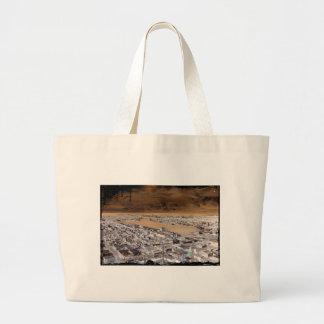 Seattle Skyline 2 Jumbo Tote Bag
