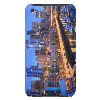 Seattle skyline and harbor, Washington State Barely There iPod Cover