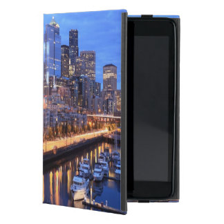 Seattle skyline and harbor, Washington State Case For iPad Mini