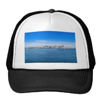 Seattle Skyline Cap