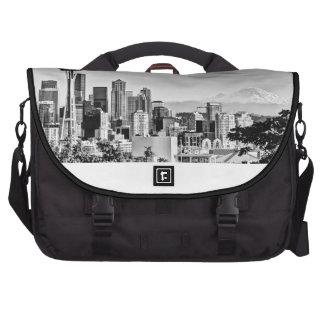 Seattle Skyline Bag For Laptop