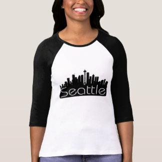SEATTLE SKYLINE WASHINGTON STATE T-Shirt