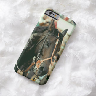 Seattle Slew Thoroughbred 1978 Barely There iPhone 6 Case