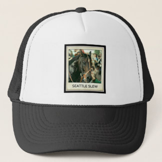 Seattle Slew Thoroughbred 1978 Cap
