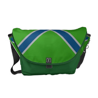 Seattle Soccer Fan Messenger Bag