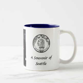 Seattle Souvenir Mug