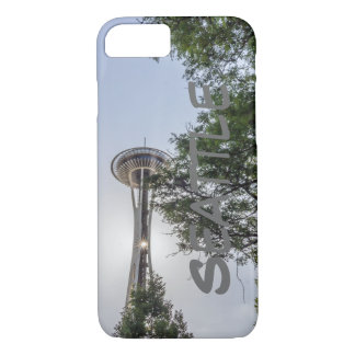 Seattle Space Needle iPhone 7 Case