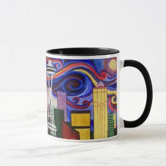 Seattle Swirl Mug