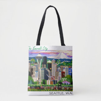 Seattle Tote Fun!