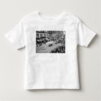 Seattle, WA Forth of July Parade on Seneca Shirts