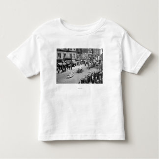 Seattle, WA Forth of July Parade on Seneca Toddler T-Shirt