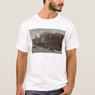 Seattle, WA - Metropolitan T-Shirt