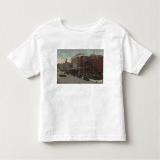 Seattle, WA - Metropolitan Toddler T-Shirt
