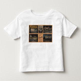 Seattle, WAAD for Clark's Restaurants Toddler T-Shirt