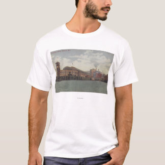 Seattle, WAColeman Dock on Seattle Waterfront T-Shirt