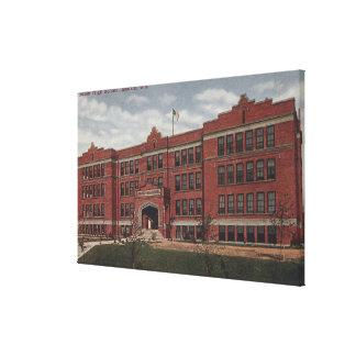 Seattle, WALincoln High School Gallery Wrap Canvas