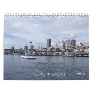 Seattle Wall Calendars