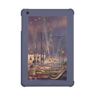 Seattle, Washington1962 World's Fair Poster iPad Mini Case