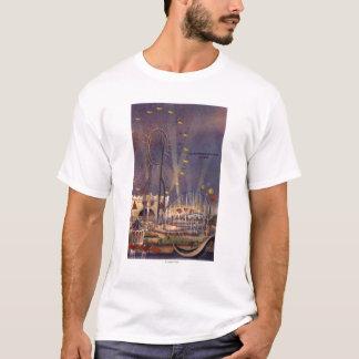 Seattle, Washington1962 World's Fair Poster T-Shirt