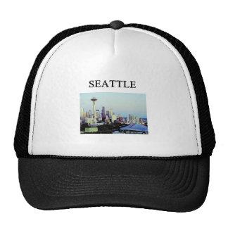 SEATTLE washington Cap