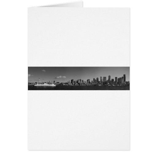 Seattle, Washington Card