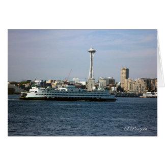 Seattle Washington Card