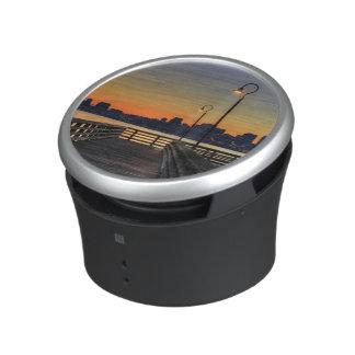 Seattle Washington Downtown Skyline Bluetooth Speaker