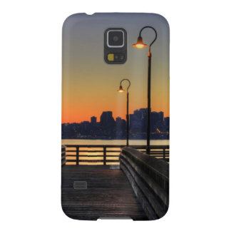 Seattle Washington Downtown Skyline Case For Galaxy S5