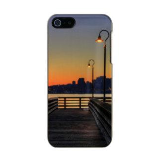 Seattle Washington Downtown Skyline Incipio Feather® Shine iPhone 5 Case