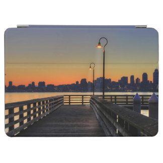 Seattle Washington Downtown Skyline iPad Air Cover